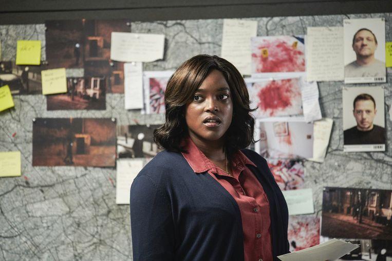 Wummi Mosaku als Catherine Halliday. Beeld BBC