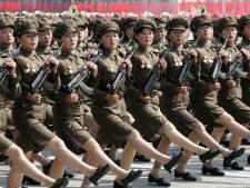 Parade militaire géante sous l'oeil de Kim Jong-Un