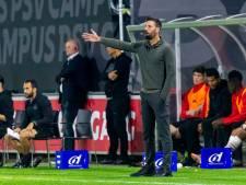 Jong PSV rekent na rust zonder pardon af met Jong Ajax