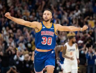 Curry wervelt voor Warriors, kampioen Milwaukee krijgt oplawaai van Miami