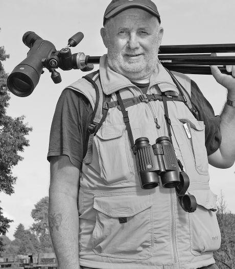 Coen van Raaij, vogelaar uit Boxmeer, is overleden