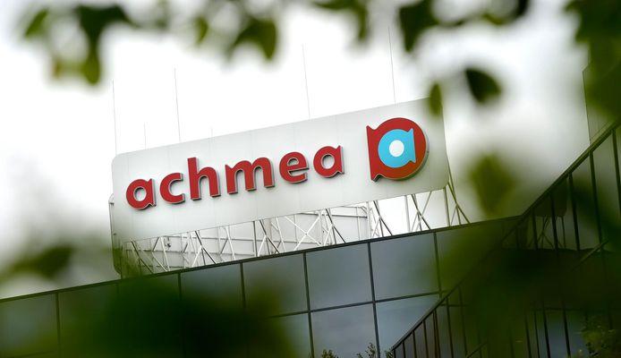 Hoofdkantoor van Achmea, de grootste verzekeraar van Nederland.