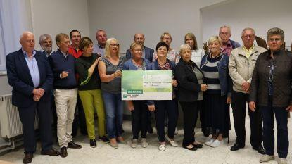 Doortocht Tour de France levert revalidatieziekenhuis Inkendaal 3.000 euro op