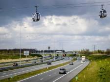 Floriade mag kabelbaan over A6 in gebruik nemen