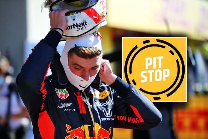 Pitstop, de podcast over de F1.