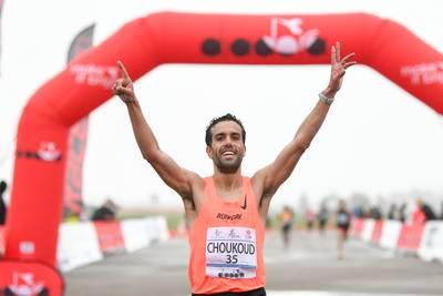 Haagse deelnemer Khalid Choukoud voorspelt: 'Olympische marathon wordt een slagveld'