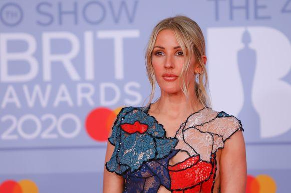 Zangeres Ellie Goulding had het best moeilijk in het begin van haar carrière