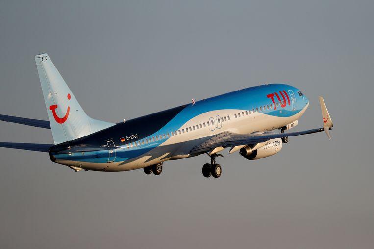 TUI Fly heeft twee bestemmingen waarbij niet in de VS wordt geland, maar wel een stukje Amerikaans luchtruim wordt aangedaan. Beeld REUTERS