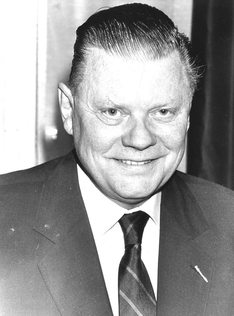Dr. Anton Dreesmann. Beeld anp