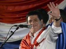 Horacio Cartès élu président du Paraguay