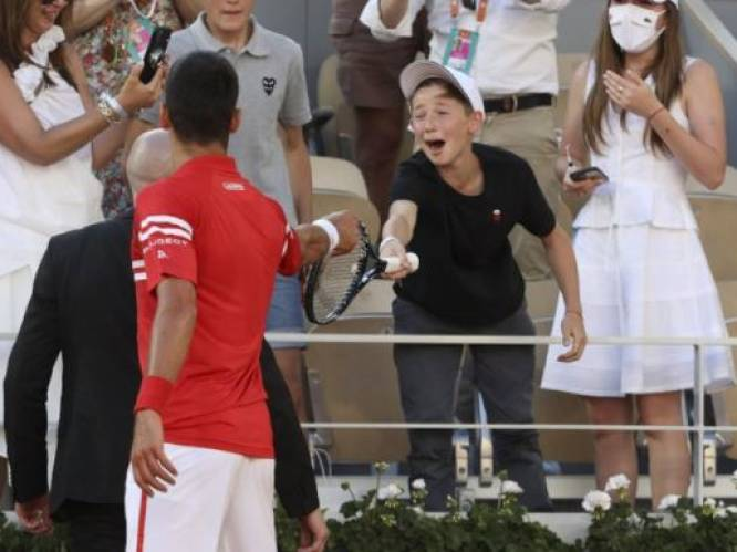 """Het allermooiste beeld van Roland Garros, maar lang was het niet te zien: """"Schande voor het tennis"""""""