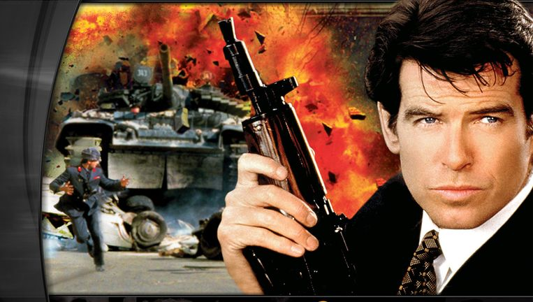 Tom Pevsner was uitvoerend producent van 'Goldeneye' uit 1995, met voor het eerst Pierce Brosnan als 007. Beeld kos