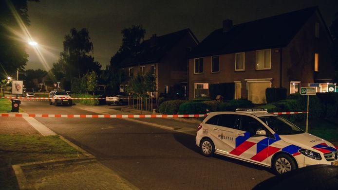 Bij een steekpartij aan de Walstein in Harderwijk is vrijdagavond een man gewond geraakt.