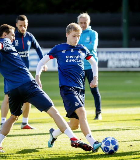 Rigo en Lundqvist mogen de kar trekken in 'mini-topper' Jong PSV tegen Jong Ajax
