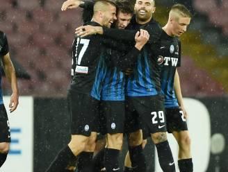 Napoli lijdt pijnlijke thuisnederlaag tegen Atalanta en mag titelambities stilaan helemaal opbergen