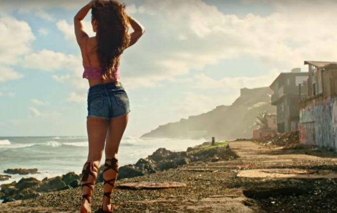 Screenshot uit de clip bij Despacito, de bestbekeken YouTube-video ooit.