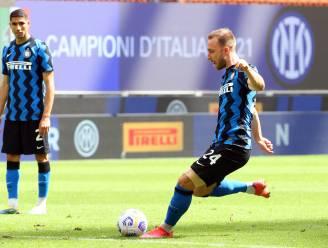 Inplanting van defibrillator kost Eriksen mogelijk toekomst bij Inter