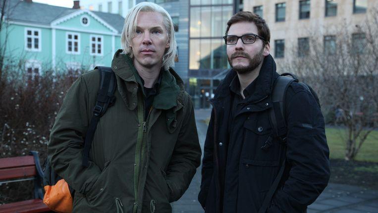 Het verhaal van WikiLeaks, binnenkort op het witte doek en met Belgische inbreng. Beeld UNKNOWN