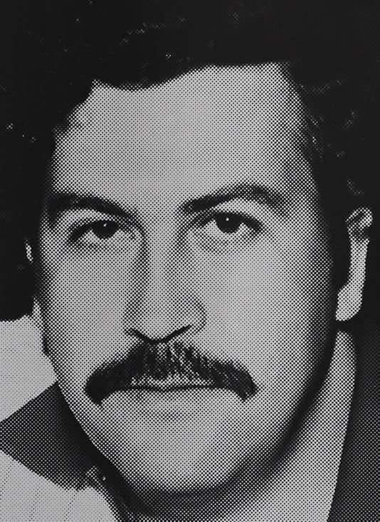 Le vrai Pablo Escobar, c'est lui.