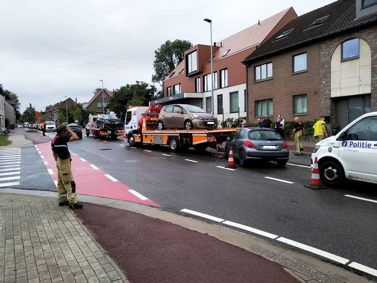 Hoe het ongeval gebeurde is nog niet duidelijk.