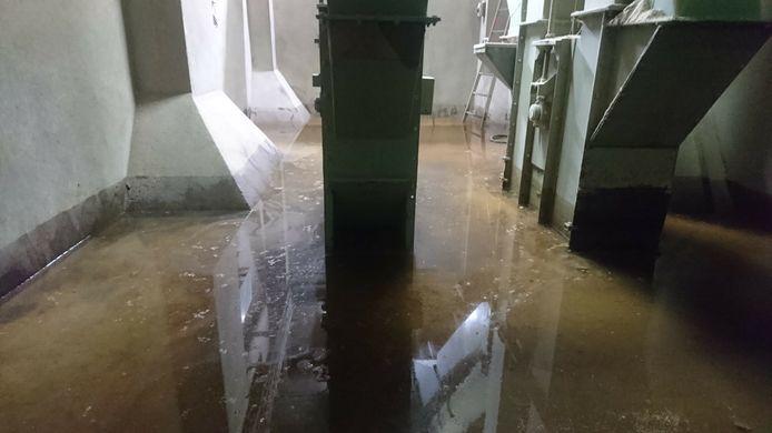 Toch water in de kelder bij Havens, maar de schade lijkt mee te vallen.
