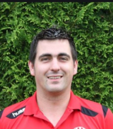 Rik Hoeben nieuwe trainer Someren/NWC