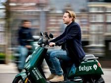 Scooterstrijd brandt los na succesvolle Haagse proef met deelscooters
