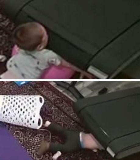 Un enfant décède en passant sous un tapis de course, les autorités américaines alertent du danger