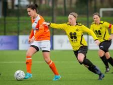 Voetbalsters Orion overtuigend, SSS'18 te sterk voor FC Kunde