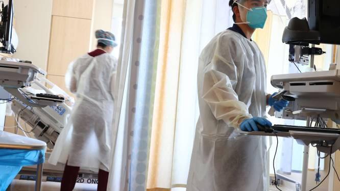 OVERZICHT. Aantal nieuwe ziekenhuisopnames stijgt, al 5 miljoen Vlamingen minstens deels gevaccineerd