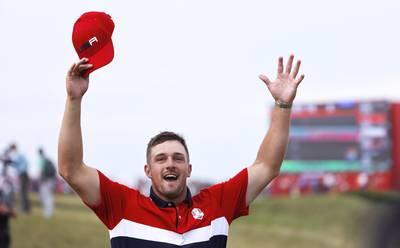 Amerikaanse golfers winnen Ryder Cup 27ste keer