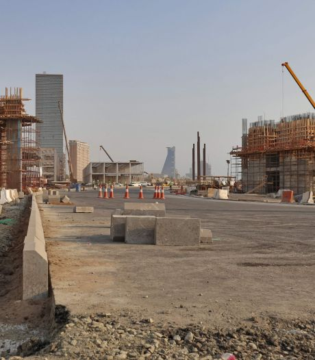 Circuit Saoedi-Arabië nog lang niet klaar voor GP in december: 'Wordt een race tegen de klok'