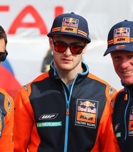 Jeffrey Herlings vervangt Max Verstappen in Red Bull tijdens virtuele editie Oostenrijkse Grand Prix