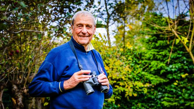 'Vreemde vogel' Gerard Ouweneel: vogelkenner met een eigen eiland