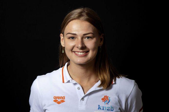 """Waterpoloster Simone van de Kraats over de eerste dagen in het olympisch dorp: ,,We mochten als een van de weinige sporters van TeamNL naar de openingsceremonie."""""""