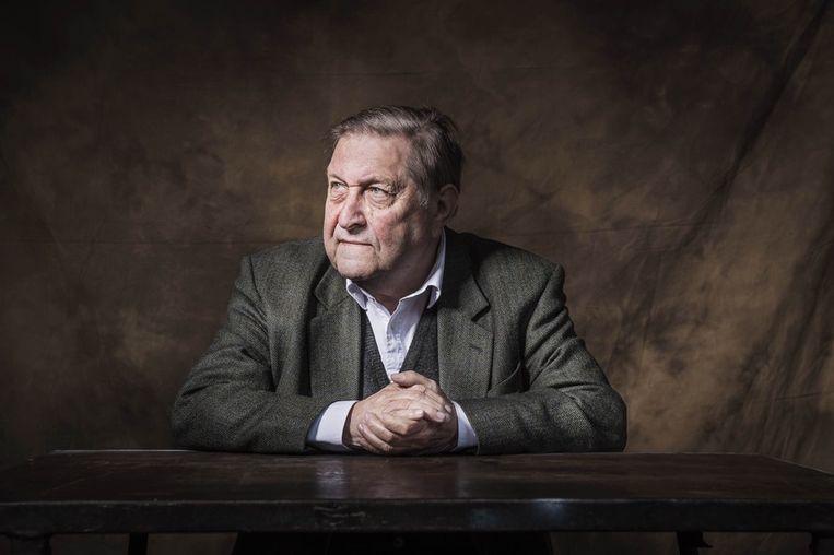 Etienne Vermeersch. Beeld Karel Duerinckx