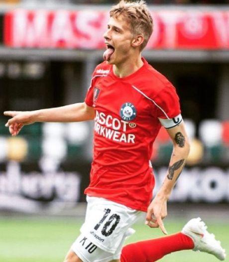 NEC haalt in één week twee talentvolle aanvallers uit Denemarken: dit keer Magnus Mattsson