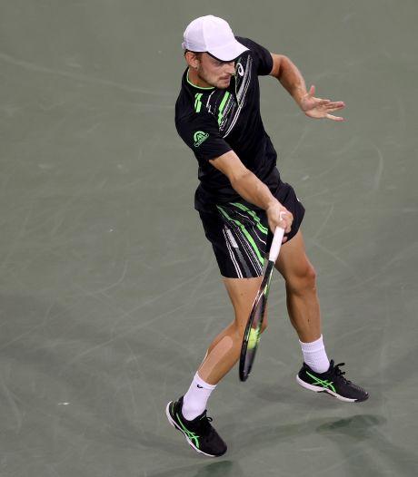 US Open: David Goffin prend déjà la porte
