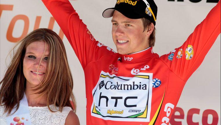 Edvald Boasson Hagen won de voorbije editie van de Eneco Tour. Beeld UNKNOWN