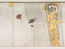 In majestueus stripverhaal van Gustav Klimt wordt de wereld gered door de kunsten