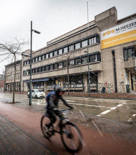 Gevel van 'karakteristieke' oude ABN AMRO-bank aan het Stadhuisplein in Eindhoven blijft mogelijk behouden