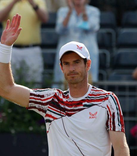 Oud-winnaars Murray en Venus Williams krijgen wildcard voor Wimbledon
