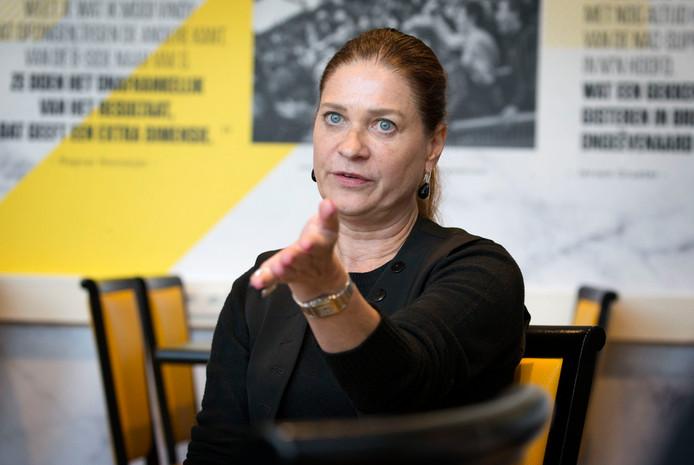 Nicole Edelenbos.