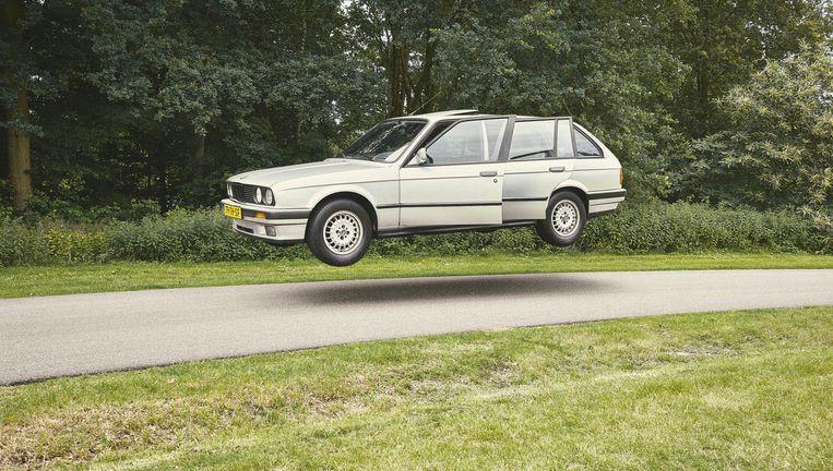BMW 3-serie Touring. Beeld Noël Loozen