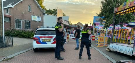Vechtpartij tussen groepen jongeren op eerste avond kermis in Rheden