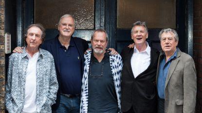 "Monty Python-collega's reageren op overlijden Terry Jones: ""Twee zijn er al weg, nog vier over"""