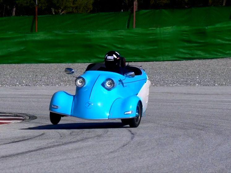 Grappig autootje keert terug: dit is de nieuwe Messerschmitt