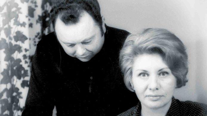 Jean en Francine Graton