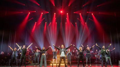 IN BEELD. BV's zingen mee met grootste hits uit musicalfilms op première 'The Best of Musicals'