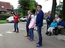 Rahaf (12) loopt dagje stage bij burgemeester Winterswijk